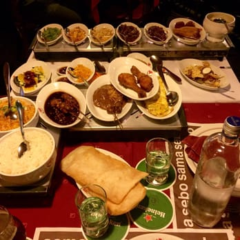 où manger? Amsterdam