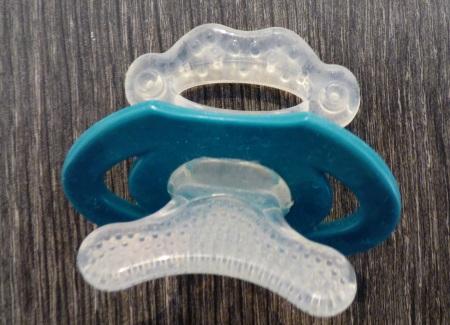 premiéres dents de bébé