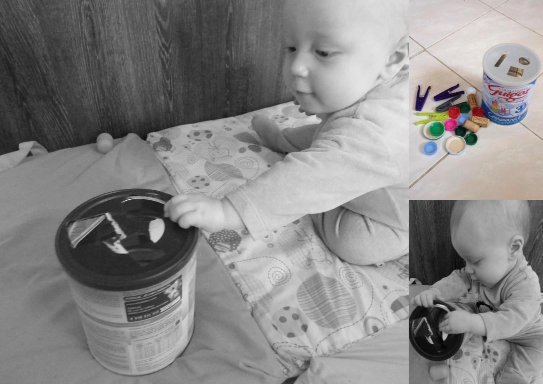 idée d'activité pour bébé?