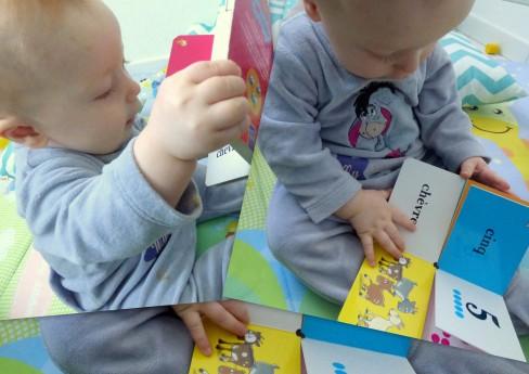 lecture pour bébé 6 mois