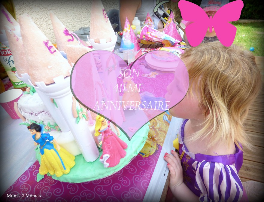 theme princesse